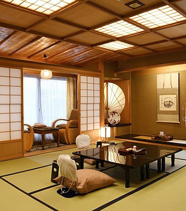 Top Ryokans in Japan