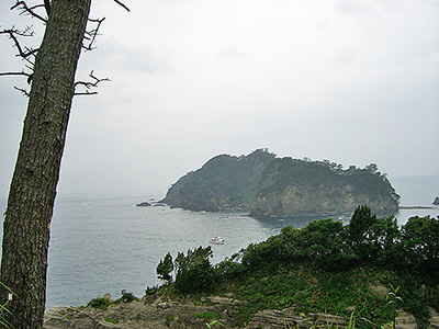 Izu Peninsula Coastline Of Dogashima