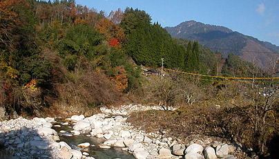 Kiso Valley Nakasendo Route