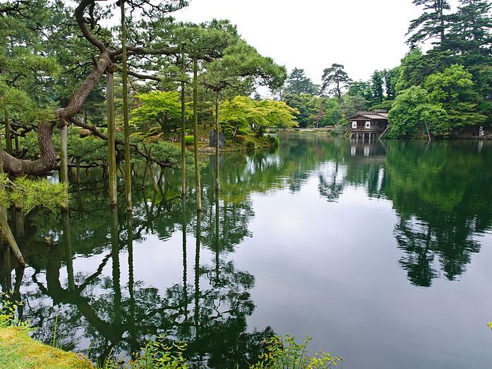 Сад Кэнроку-эн