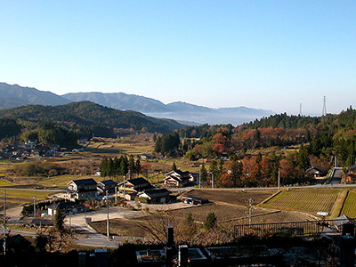 Magome Town Kiso Valley