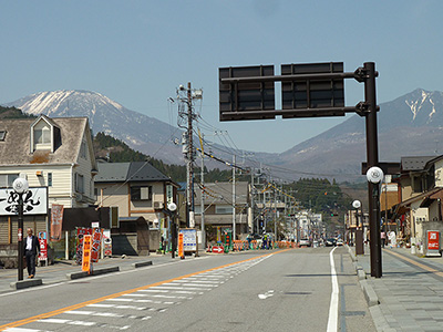 Nikko Street Views
