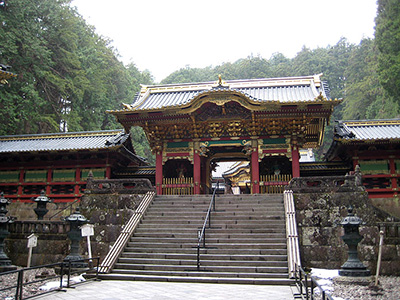 Yashamon Gate Nikko