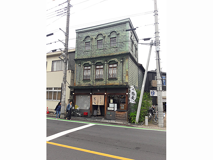 Old Warehouse in Kawagoe