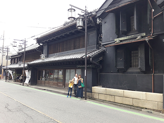Old Warehouses in Kawagoe