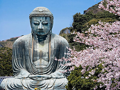 Great Buddha of Kamakura within Kotoku-in Temple