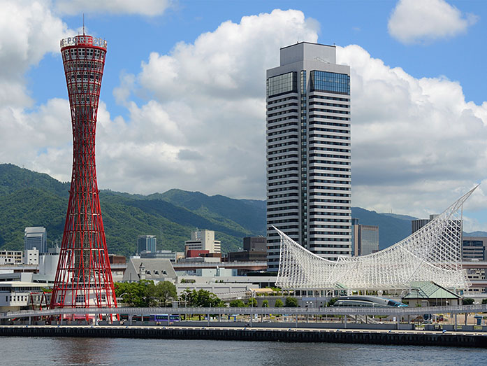 Kobe Port Tower Travel Tips - Japan Travel Guide - japan365days com