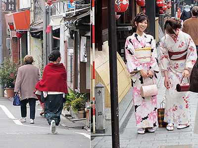 Kyoto Gion District