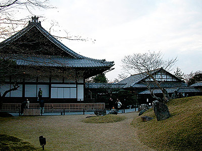 Kodai-ji Temple in Kyoto