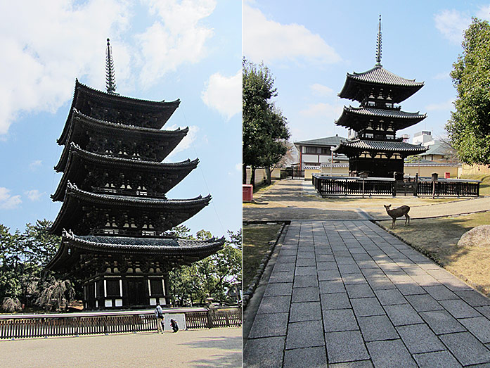 Kofukuji Temple Nara Travel Tips - Japan Travel Guide ...