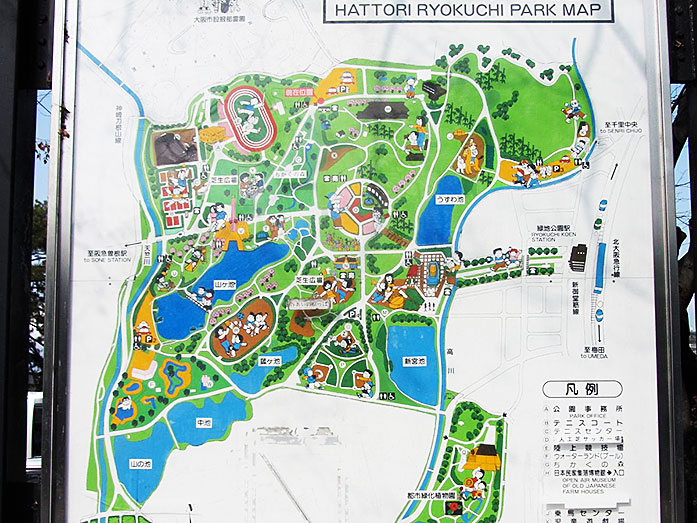 Tourist Attractions Map In Osaka Osaka hotels guide high quality in