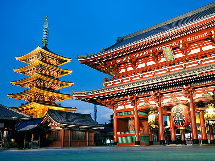 Asakusa tokyo travel tips japan travel guide for Visit tokyo