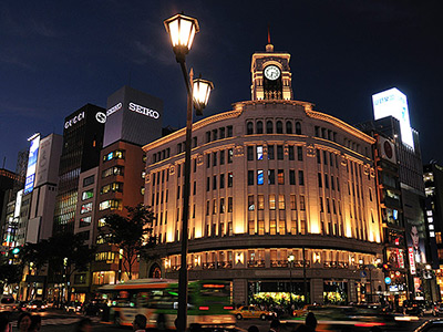 Tokyo Ginza District