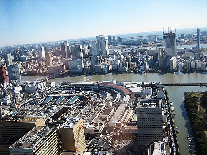 Shiodome High-rise